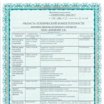 Свидетельство о тех. компетентности, стр 5
